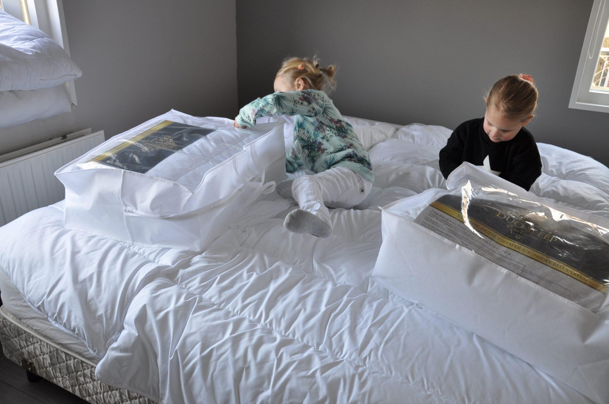duo sleep beddengoed