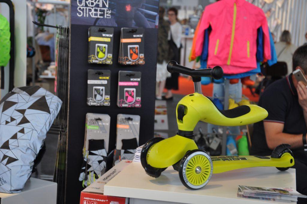 Deze Scoot and Ride kun je vanaf 9 maanden ongeveer al gebruiken.