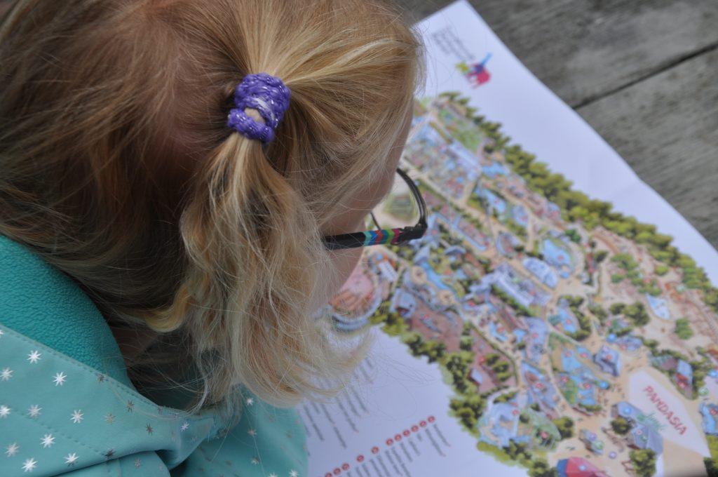 plattegrond dierentuin