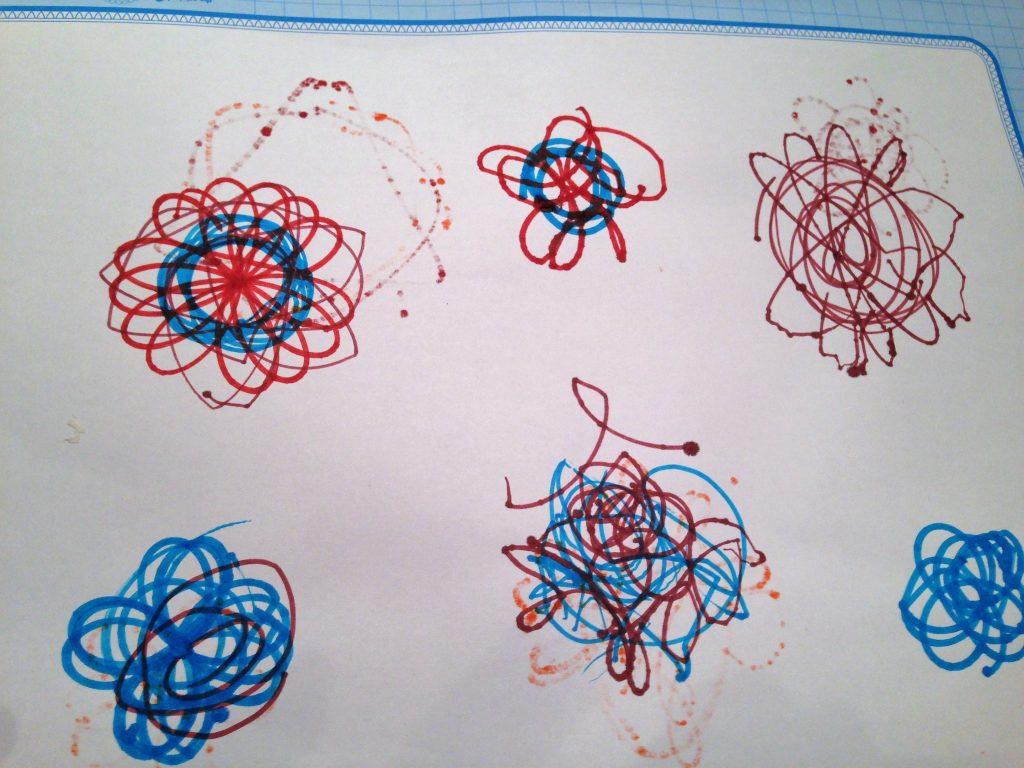 resultaat spirograph
