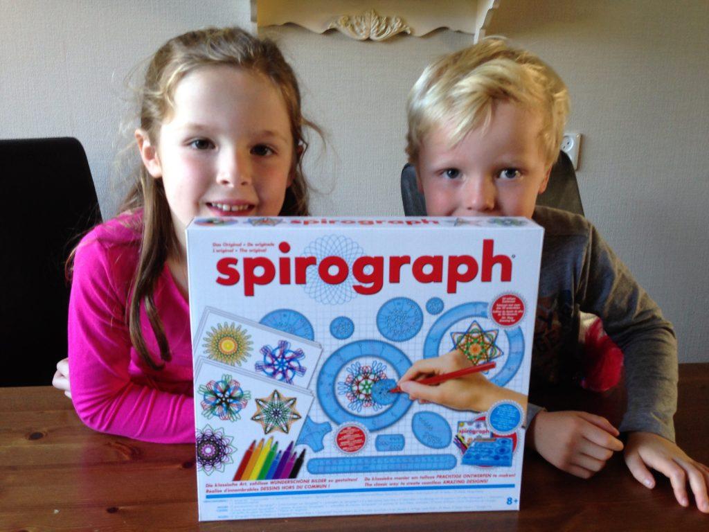 conclusie spirograph
