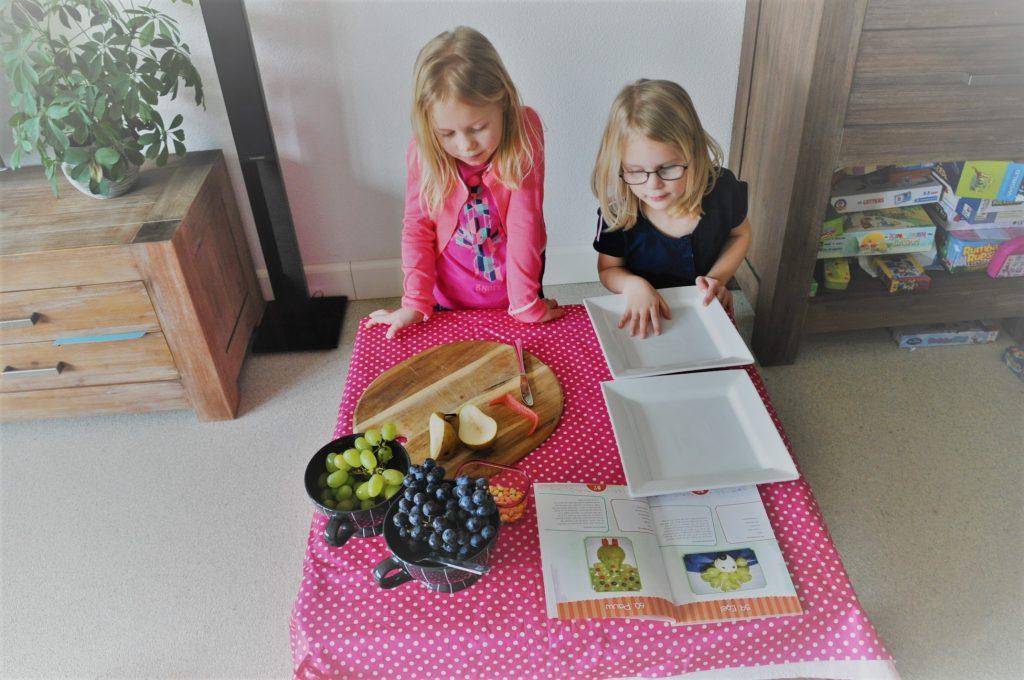 koken met kinderen