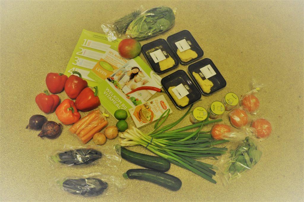 vitameals maaltijdbox