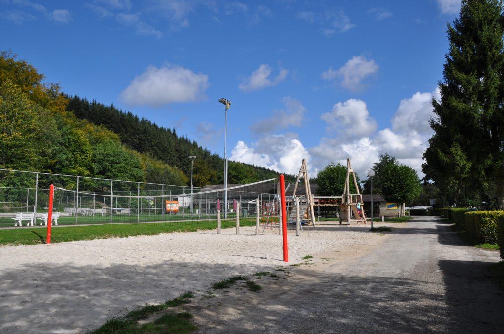 speeltuin parc la clusure