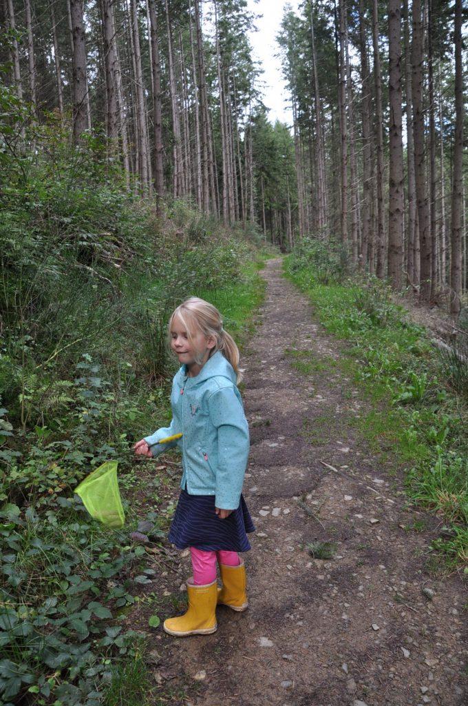 boswandeling parc la clusure