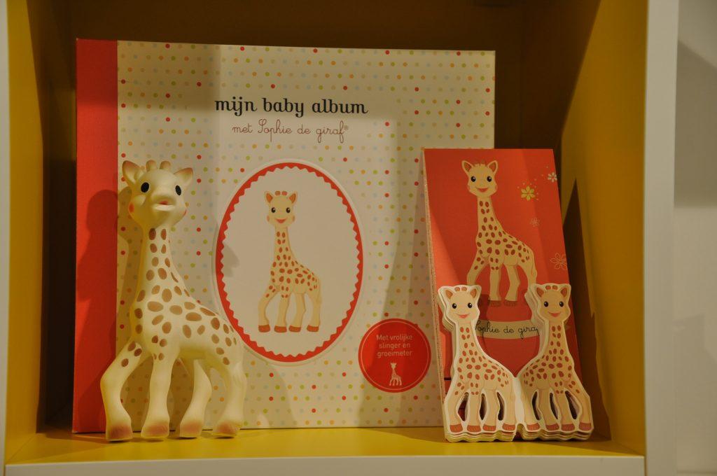 kleine giraf