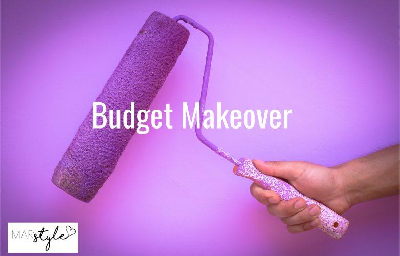 budget makeover