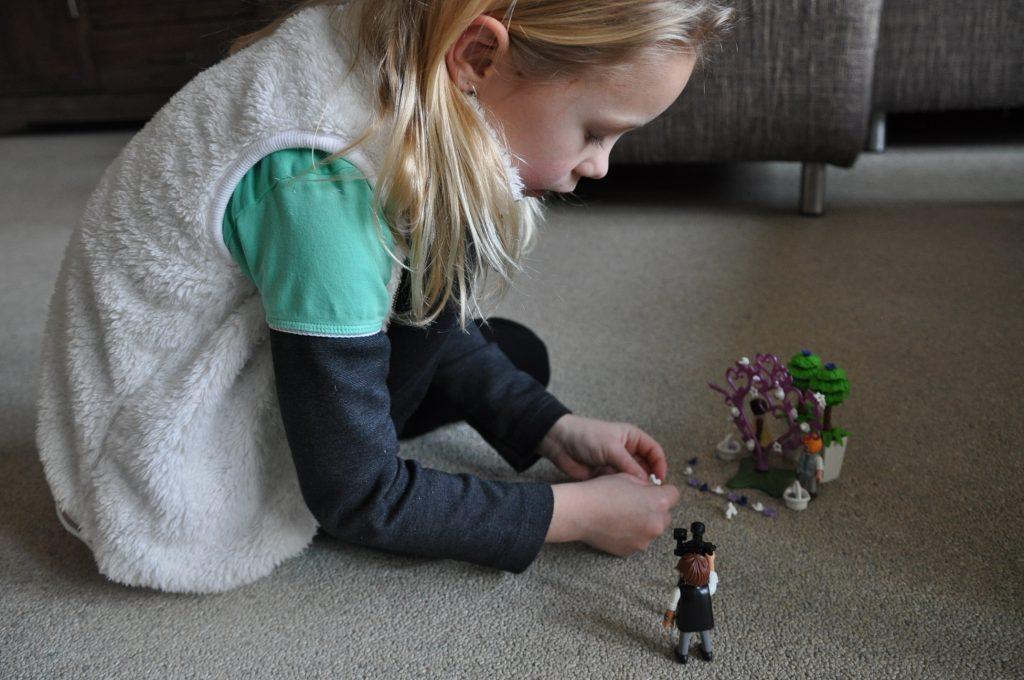 playmobil bruidsfotograaf