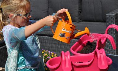 tuinieren met ferdinand