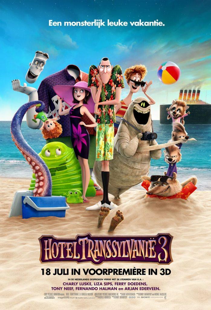 hotel transsylvanie 3