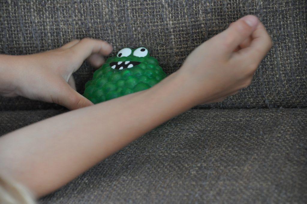 bubbleezz squishy