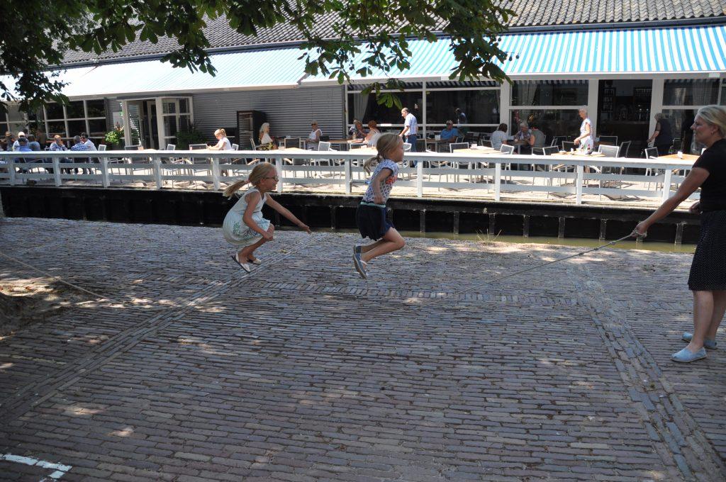 ervaring zuiderzeemuseum enkhuizen springtouw