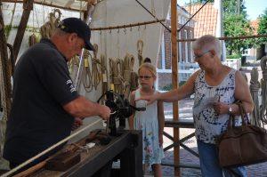 ervaring zuiderzeemuseum enkhuizen springtouw maken