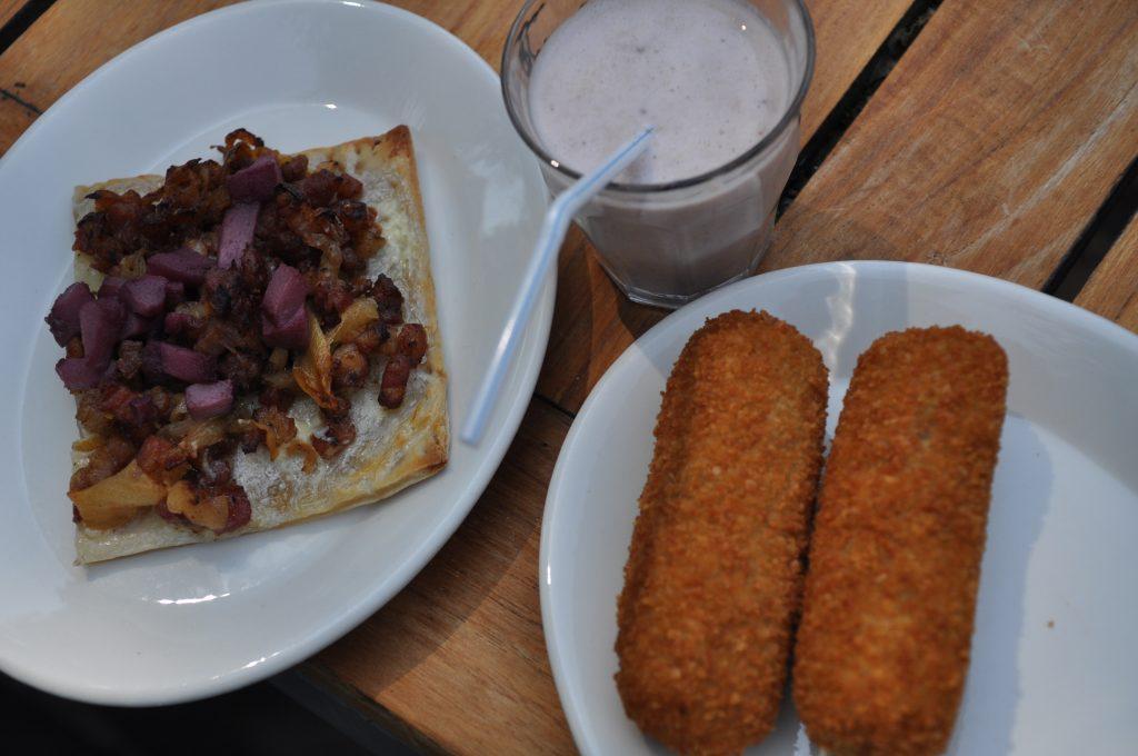 ervaring zuiderzeemuseum enkhuizen lunch