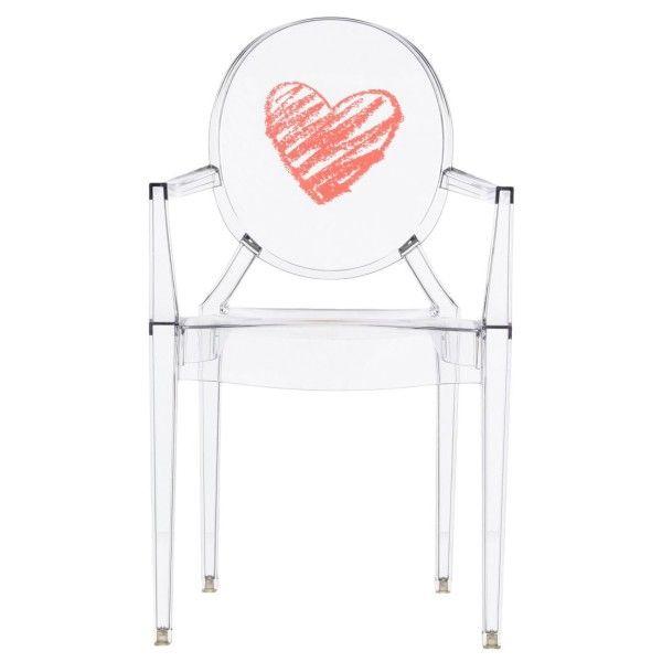 kartell kinder stoel