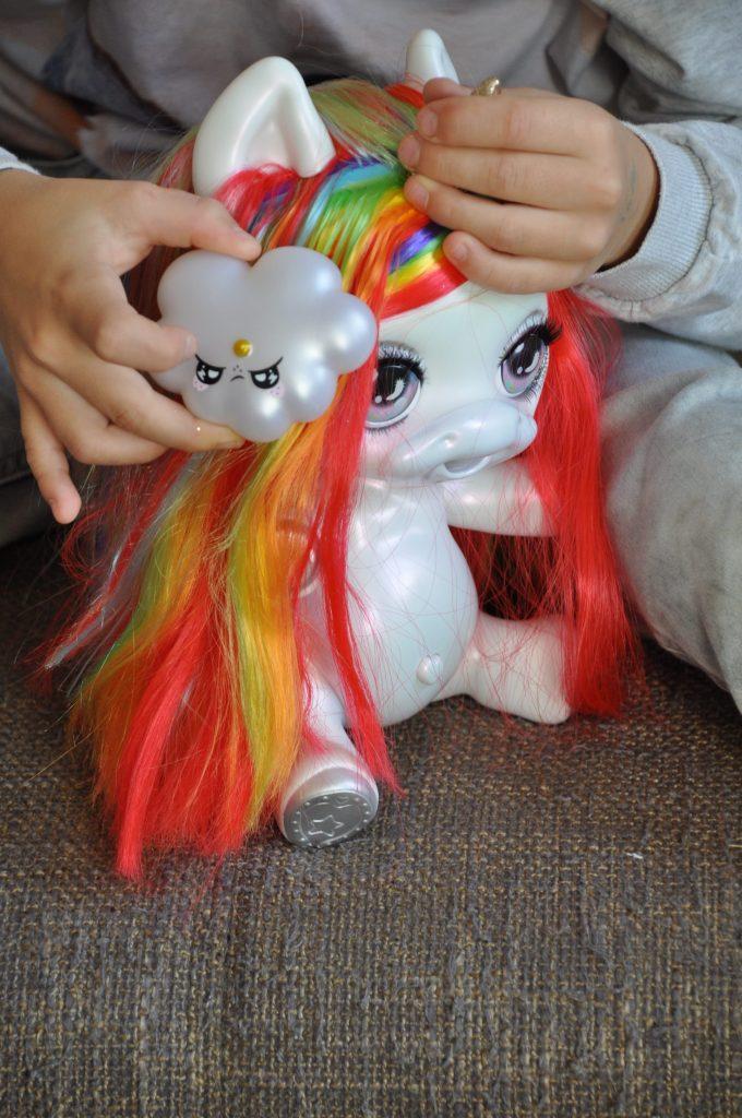 poopsie surprise unicorn haren kammen