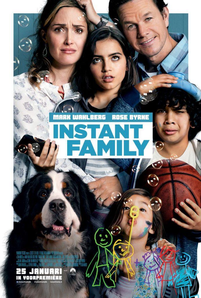 instant family filmposter