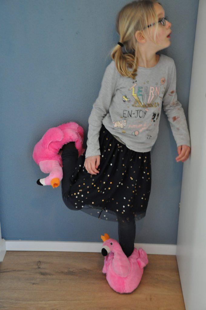 megagadgets schoplog flamingo sloffen