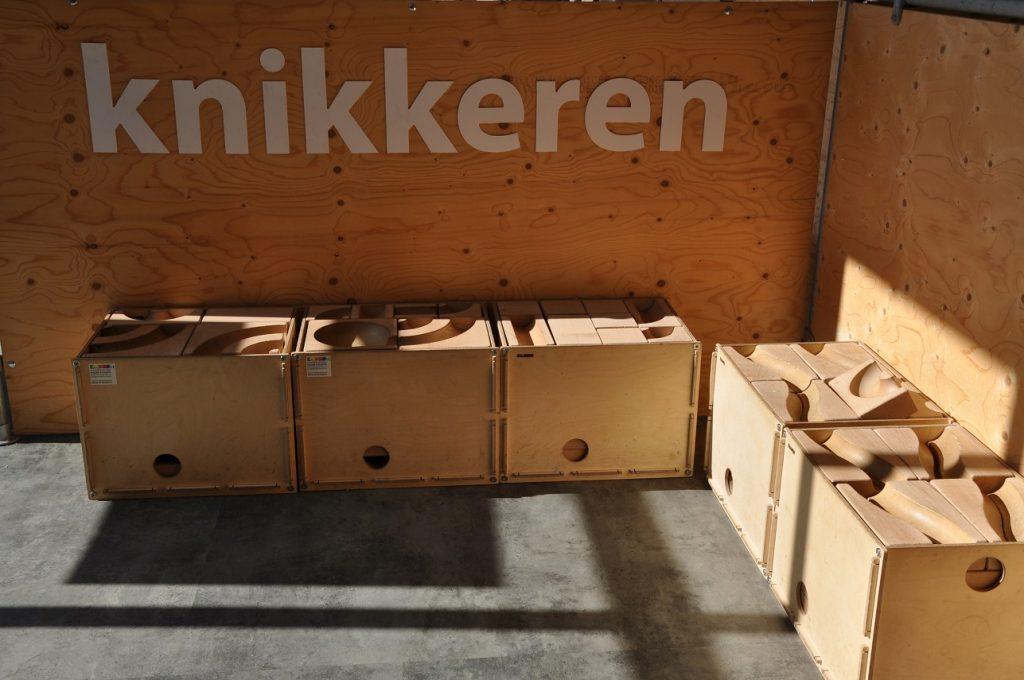landal heideheuvel ervaring houten knikkerbaan
