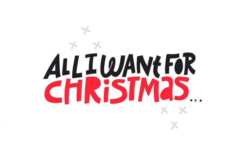 alles wat ik wil voor kerstmis