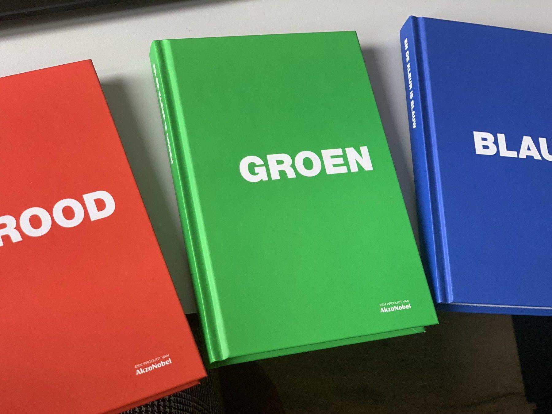 kleurenboekjes