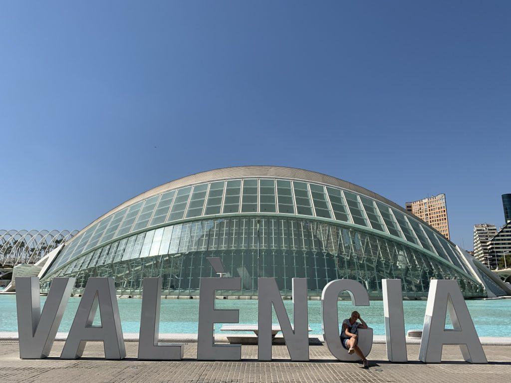 valencia turia park