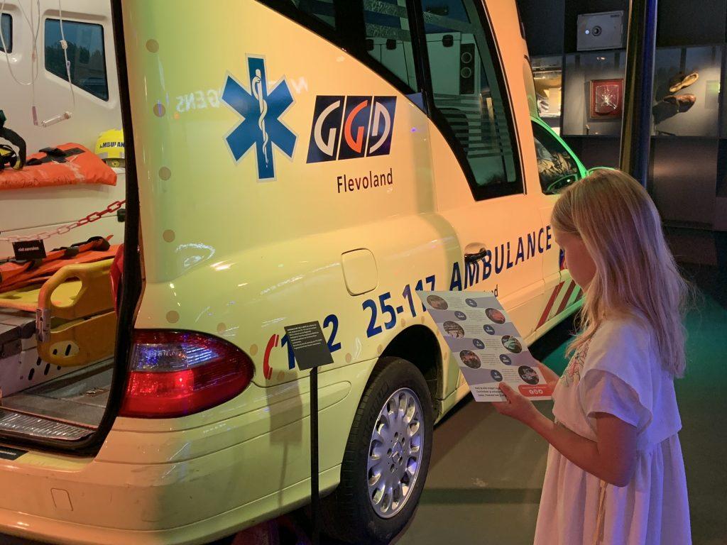 ambulance museum