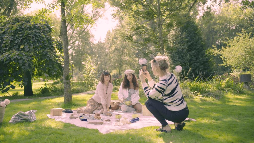 volg je me nog picknick