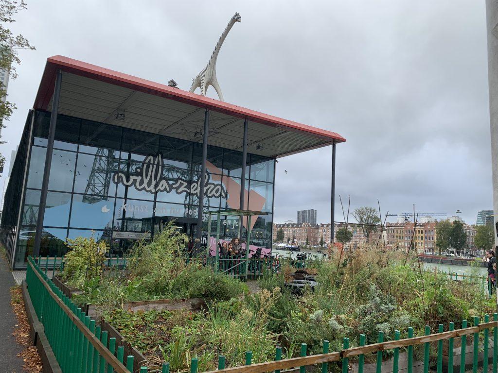 villa zebra kindermuseum sea de zee