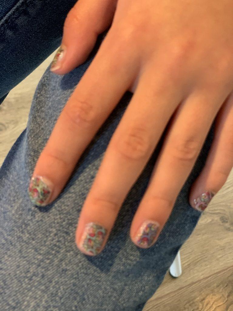 totum bling bling tattoos nail hair deco