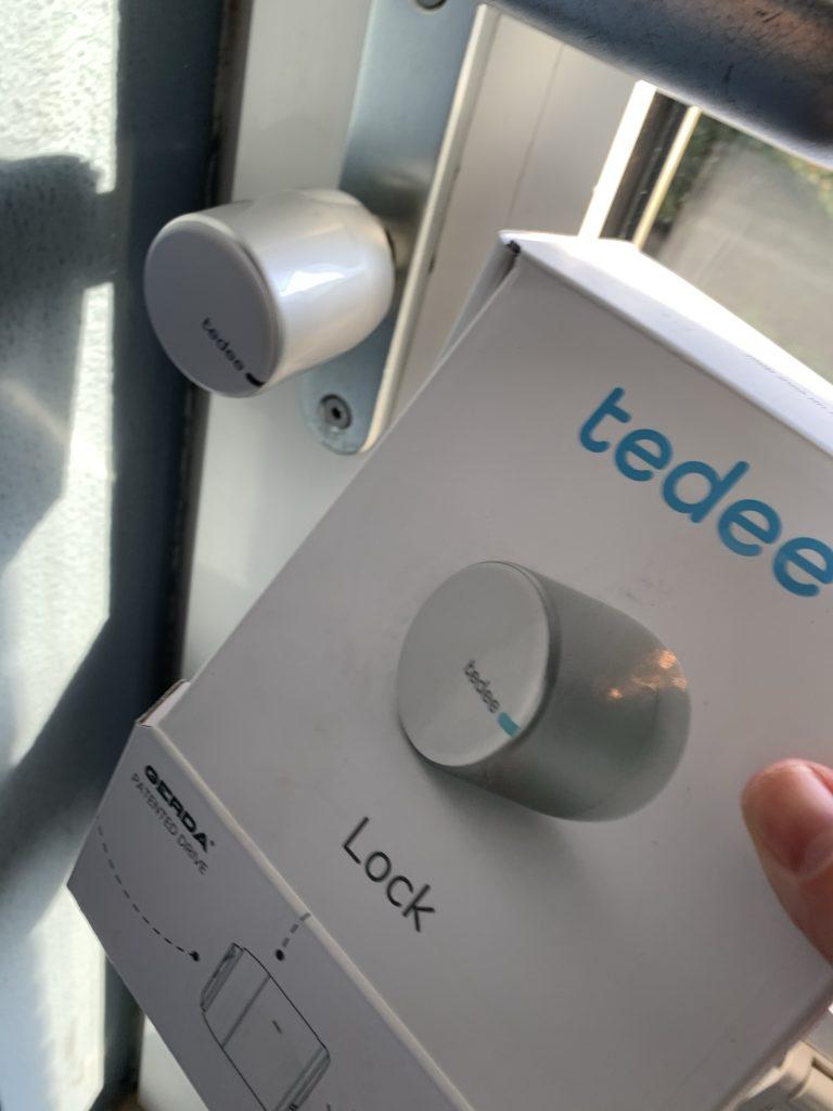 tedee smart lock deurslot