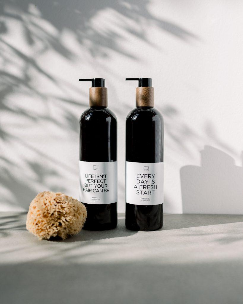 leeff shampoo