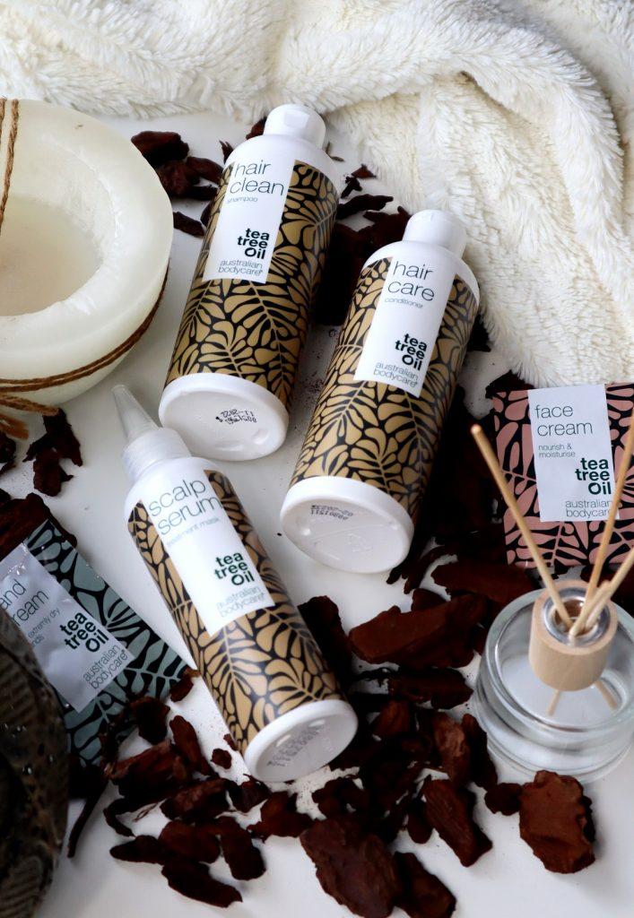 Australian Bodycare Tea Tree Oil kim shares all
