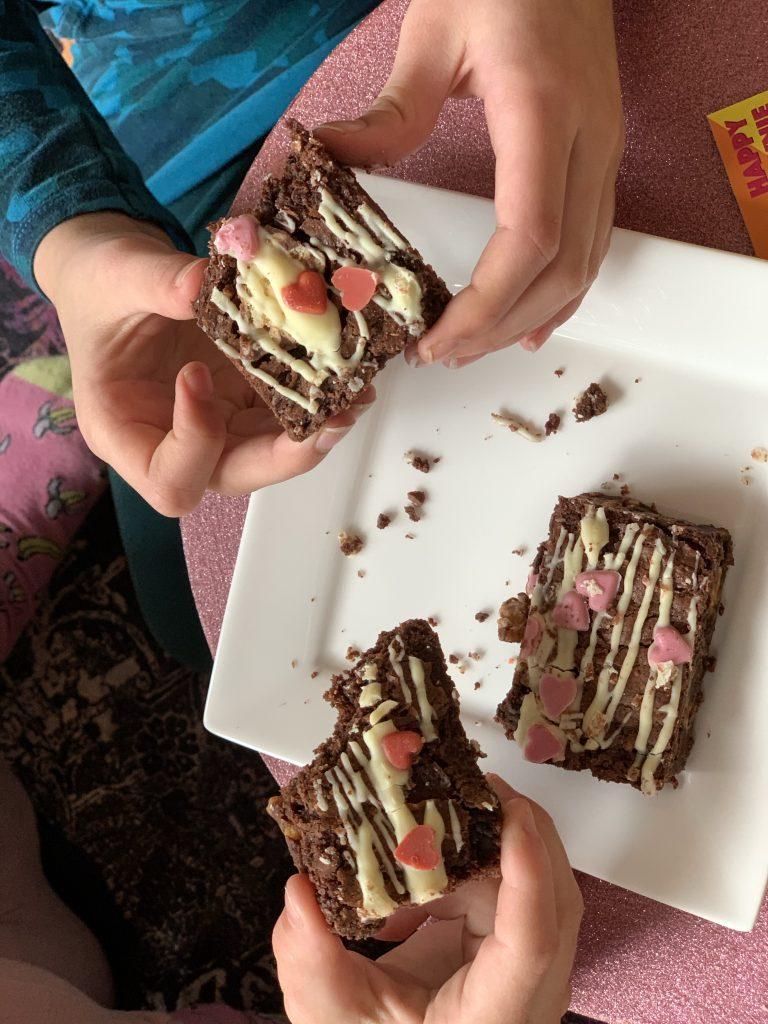 happy brownie valentijnsbox