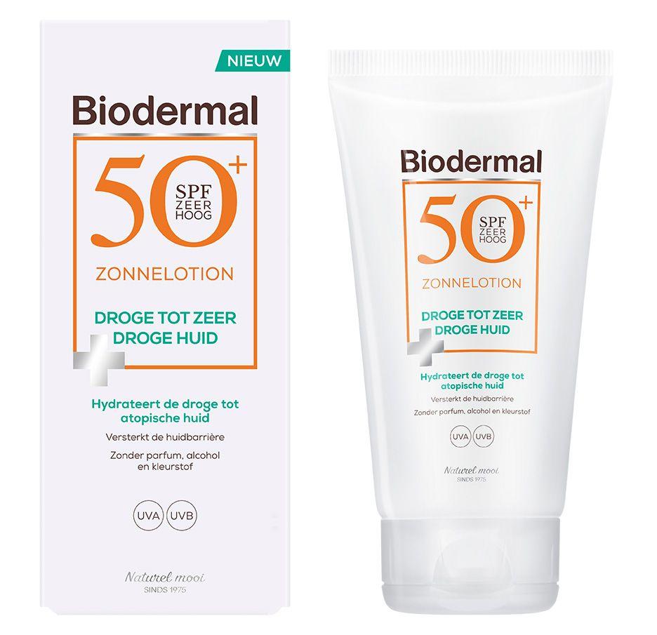 biodermal droge huid