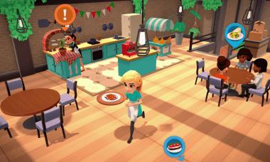 cooking star restaurant screenshot