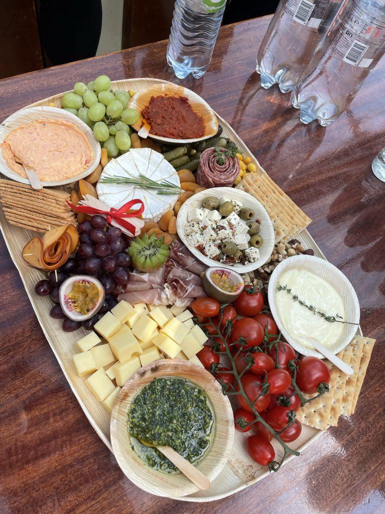 food platter blogboot amsterdam