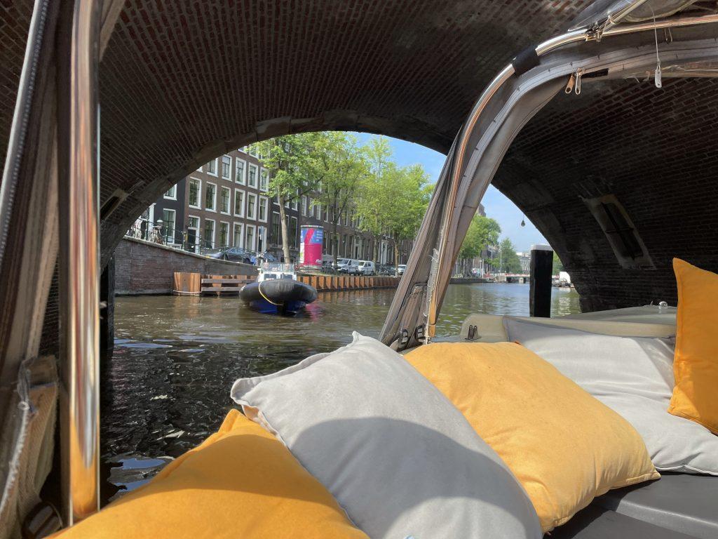 bloggers varen in amsterdam