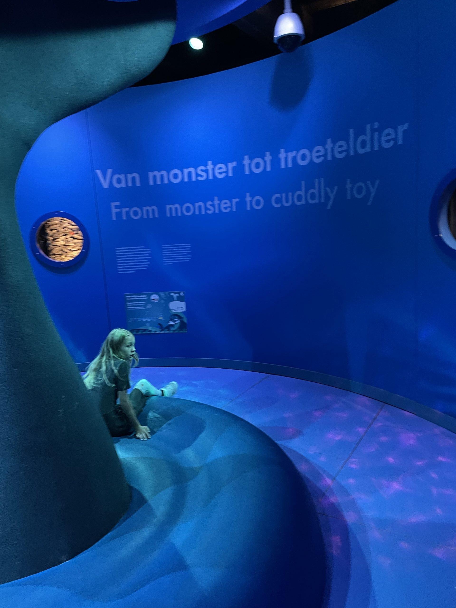 scheepvaartmuseum amsterdam met kinderen