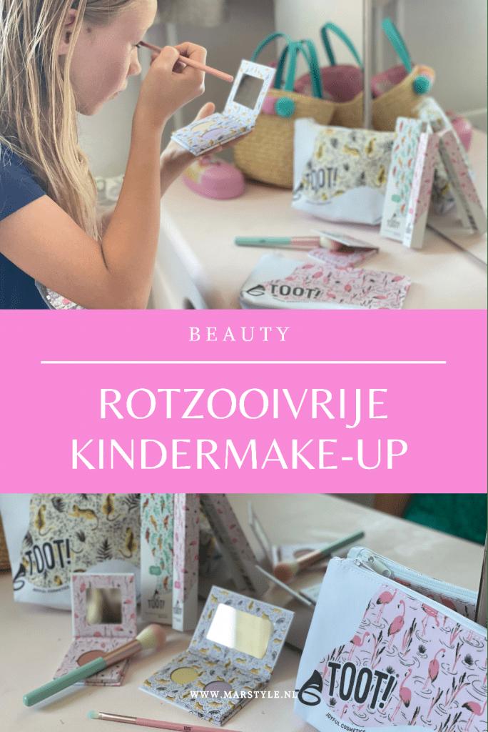 toot kindermake-up