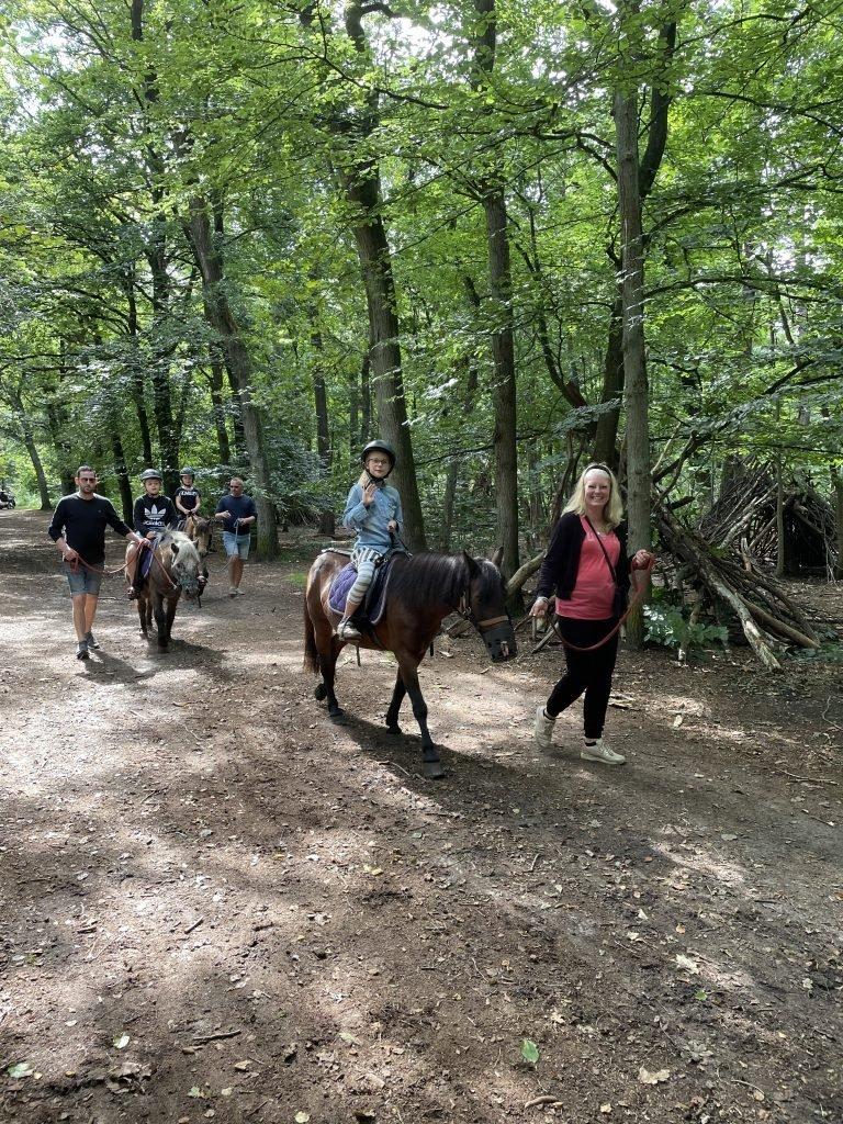 pony vakantie landal land van bartje